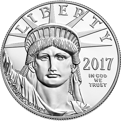 American Platinum Eagle Coin
