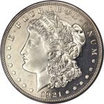 US Morgan Silver Dollar