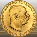 Austrian-Hungarian 100 Corona