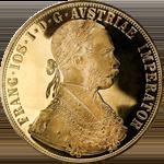 Austrian Gold Ducat Coins