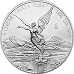 Mexican Silver Libertad  Bullion Coin