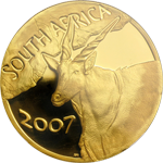 Natura Series Gold Coins