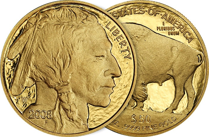 1 Troy oz American Buffalo Gold Coin