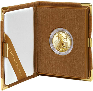 gold eagle proof coin set