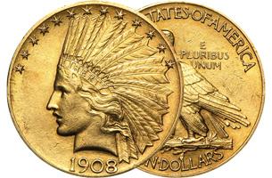 Indian Gold Eagle