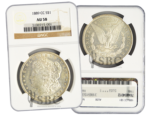 Why Are Non Mint 1889 Cc Morgan Dollars Worth So Much