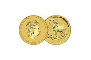 1/10 oz Australian Lunar Gold Series