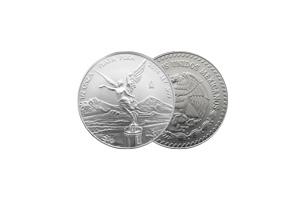 ½ oz Libertad Silver Coin
