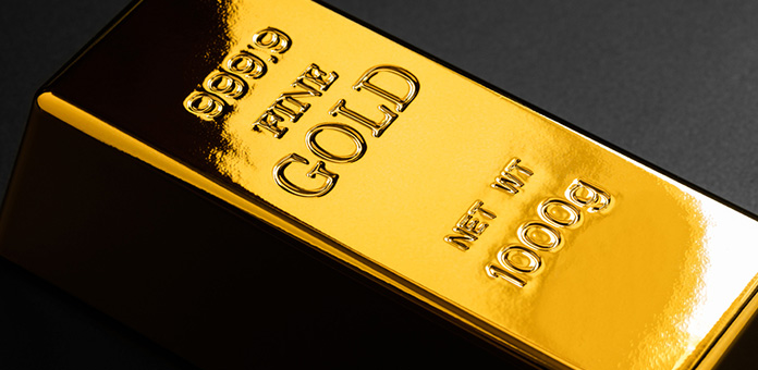 gold bullion bar