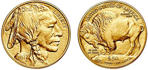 Gold Buffalo Coins Bullion
