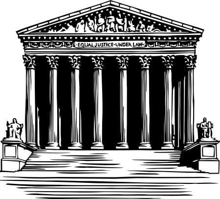 supreme court illustration